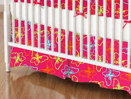 mini crib skirts sheets sheetworld