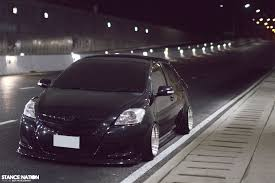 stanced toyota avalon say it ain u0027t so stancenation form u003e function