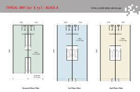 Shop Apartment Floor Plans Avenue Shop Office Bukit Serdang Invest Malaysia Property