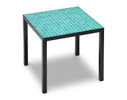 Turquoise Side Table Side Tables Plain Air
