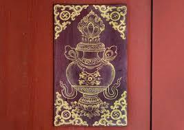 Buddhist Treasure Vase D U0027source Design Gallery On Auspicious Symbols Of Buddhism