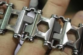 leatherman steel tool bracelet images The new leatherman tread shot show 2015 gunsamerica digest jpg