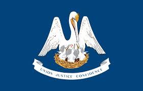 louisiana state map key louisiana state information symbols capital constitution