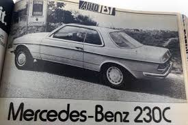 lowered mercedes w123 throwback thursday 1977 mercedes benz 230c road test autocar