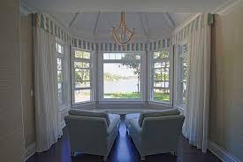 coastal dream grommet window treatment coastal decor window