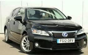lexus ct 200h 1 8 f sport 5dr auto lexus ct hatchback 200h 1 8 f sport 5dr cvt auto premium