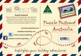 photo postcard puzzle postcards journey jottings