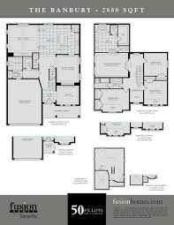 fusion homes the banbury a sold out fusion homes floorplan banbury50ft