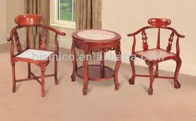 Wooden Arm Chairs Living Room Traditional Solid Wood Furniture Wooden Carved Living Room