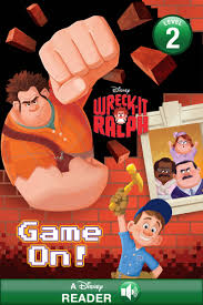 wreck ralph storybook cd disney books disney