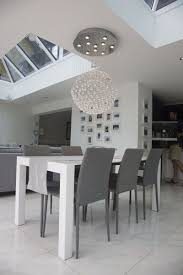 White Gloss Dining Table And Chairs Best 25 White Dining Chairs Ideas On Pinterest Natural Wood