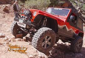 jeep rock crawler buggy jeep yj wrangler fully customized for rock crawling and extreme trails