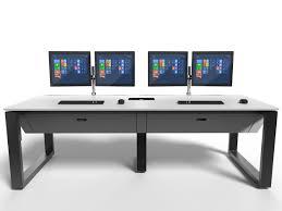 enfost control room consolessleek rack mount consoles enfost