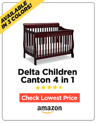 Delta Canton 4 In 1 Convertible Crib 10 Best Baby Cribs April 2018 Buyer S Guide And Reviews
