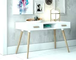 Modern Desks With Drawers Contemporary White Desk Modern White Desk White Desks With Storage