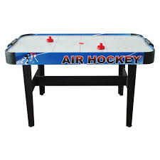 kids air hockey table playcraft sport breakaway 42 in air hockey table hayneedle