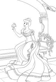 65 best coloring pages cinderella images on pinterest coloring