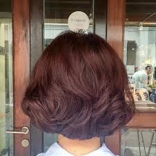 images of short hair styles with root perms best perms for short hair in singapore