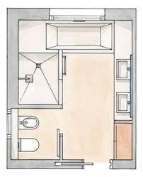 Small Bathroom Layout Plan Jack And Jill Bathrooms Haus Pinterest Bathroom Design