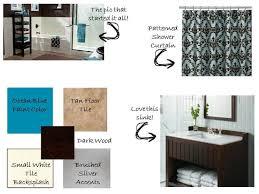 Gray And Tan Bathroom - pink gray bathroom ideas home design ideas
