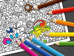 custom colouring books 40 pages designs eco print