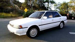 xe lexus doi 1993 1988 toyota camry 1 owner amazing records le v6 se 77k miles xlnt