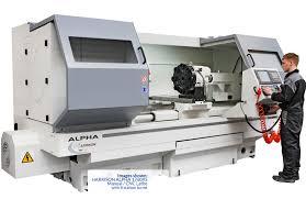 harrison alpha 1660xs manual cnc lathe rk international