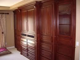 bedroom bed built in closet custom bookshelves built in bedroom