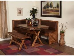 rustic wood dining room tables dining tables breathtaking corner dining room table ideas