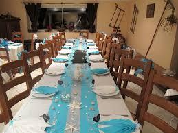 mariage bleu et blanc espace réception réception en bleu mariage gite moulin piongo