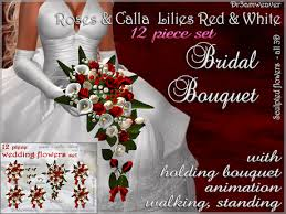 calla bouquets second marketplace dr3amweaver 12 wedding flowers