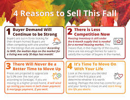 buying u0026 selling real estate in the fall has it u0027s advantages