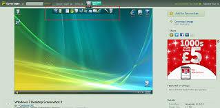 Windows 7 Top Bar Windows 7 Missing Bar Thing On The Top Of Desktop Windows 7 Help