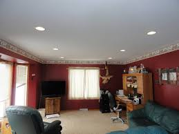 recessed lighting challenge add depth glamour to a living room
