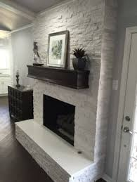 Fireplace Refacing Kits by Refacing A Stone Fireplace Reface An Old Brick Fireplace With
