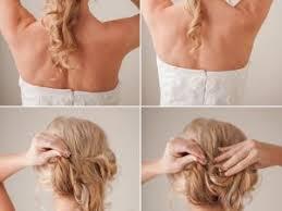 chignon mariage facile a faire 5 coiffures de mariage à faire soi même par headband