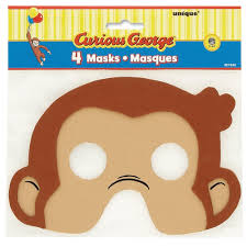 Curious George Centerpieces by Amazon Com Curious George Plastic Tablecloth 84