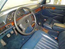1987 mercedes benz 300se 5 speed manual german cars for sale blog