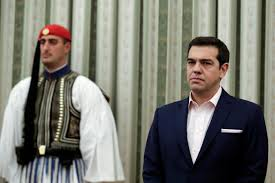 The Cabinet In Government Greek Pm Tsipras Reshapes Cabinet In Bid To Speed Up Reform