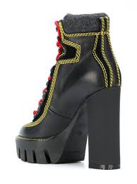 buy boots dsquared2 lace up platform boots 1 165 buy mobile