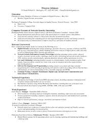 Management Consulting Resume Examples by Resume For Security Best Security Officer Resume Example