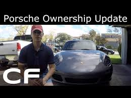 porsche 911 issues porsche 911 2 year ownership review issues dsc sport