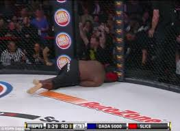 Dada 5000 Backyard Fights Mma U0027s Dada 5000 Recovering In Hospital After Collapsing In Kimbo