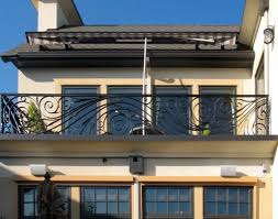 iron design center nw lighting railings exterior