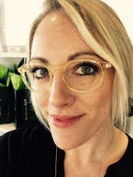 transparently trendy the clear glasses trend eclectic eye