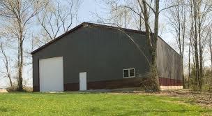 Pole Barns Dayton Ohio Home Blitz Builders