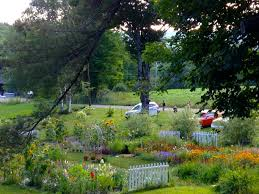 the song garden flower farm and tea house of cornish nh