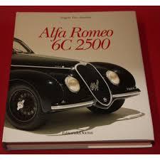 vintage alfa romeo 6c romeo 6c 2500