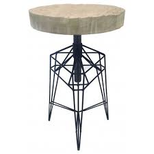 oly studio edison bar u0026 counter stool candelabra inc