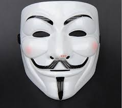 anonymous mask high quality v for vendetta mask anonymous mask pvc party